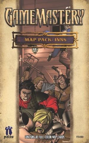 GameMastery Map Pack: Inns