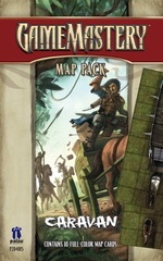 GameMastery Map Pack: Caravan [OOP]