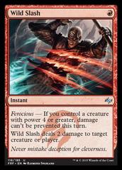 Wild Slash - Foil