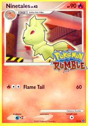 Ninetales - 3/16 - Pokemon Rumble