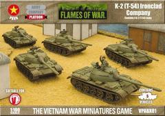 VPABX01: K-2 (T-54) Ironclad Company
