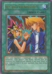 Yu-Jo Friendship - JUMP-EN007 - Ultra Rare - Limited Edition