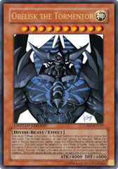Obelisk the Tormentor (EN037) - JUMP-EN037 - Ultra Rare - Limited Edition
