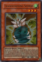 Transforming Sphere - JUMP-EN042 - Ultra Rare - Limited Edition