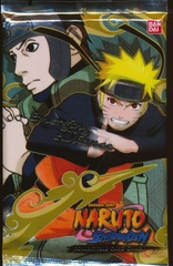 Naruto Shippuden Collectible Card Game Emerging Alliance Booster Pack