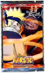 Naruto Collectible Card Game Eternal Rivalry Booster Pack