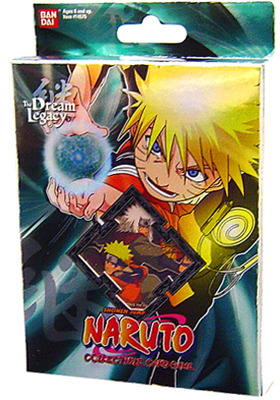 Dream Legacy Naruto A-1 Theme Deck