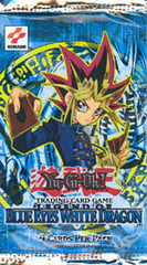 Legend of Blue Eyes White Dragon Unlimited Booster Pack