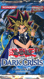 Yu-Gi-Oh Dark Crisis Unlimited Booster Pack