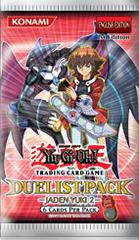 Duelist Pack 3: Jaden Yuki 2 1st Edition Booster Pack