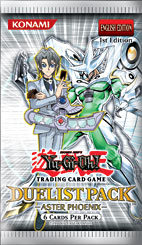 Duelist Pack 5: Aster Phoenix 1st Edition Booster Pack