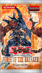 Force of the Breaker Booster Pack (1st Edition)