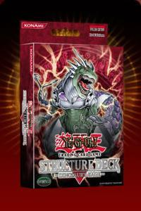 Yu-Gi-Oh Structure Deck: Dinosaurs Rage - 1st Edition