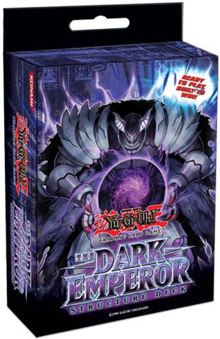 Dark Emperor Structure Deck