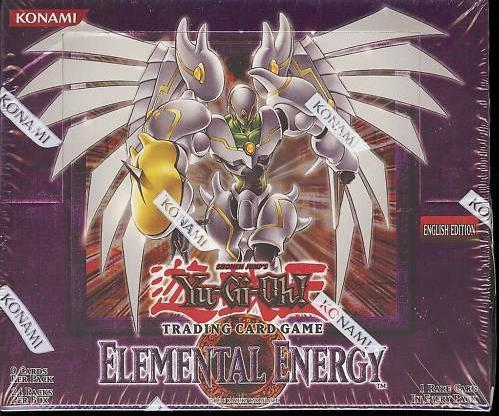 Elemental Energy Unlimited Booster Box
