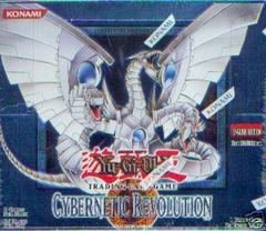 Yu-Gi-Oh Cybernetic Revolution 1st Edition Booster Box