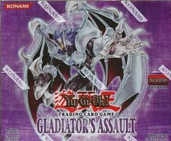 Yu-Gi-Oh Gladiator's Assault 1st Edition Booster Box