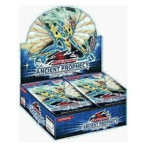 Ancient Prophecy 1st Edition Booster Box