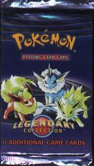 Pokemon Legendary Collection Booster Pack