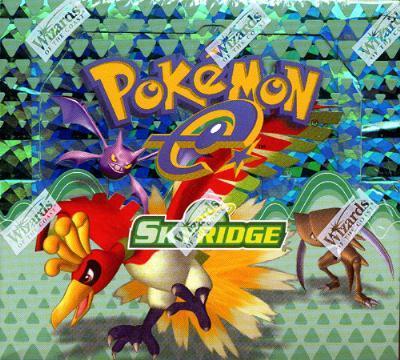 Skyridge Booster Box