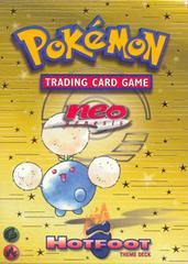 'Hotfoot' Neo Genesis Theme Deck