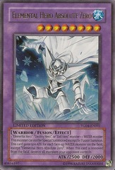 Elemental Hero Absolute Zero - YG04-EN001 - Ultra Rare - Limited Edition