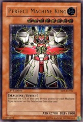Perfect Machine King - RDS-EN012 - Ultimate Rare - 1st Edition