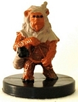 Ewok Warrior # 25