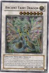 Ancient Fairy Dragon - Ultimate - ANPR-EN040 - Ultimate Rare - 1st Edition