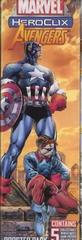 HeroClix Avengers Booster