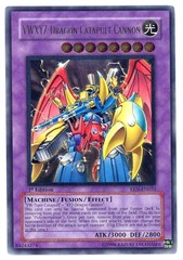 VWXYZ-Dragon Catapult Cannon - EEN-EN031 - Ultimate Rare - 1st Edition