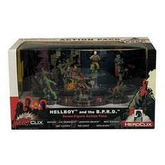 Hellboy and the B.P.R.D. Action Pack