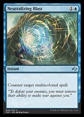 Neutralizing Blast - Foil