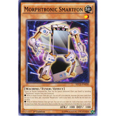 Morphtronic Smartfon - SECE-EN030 - Common - 1st Edition