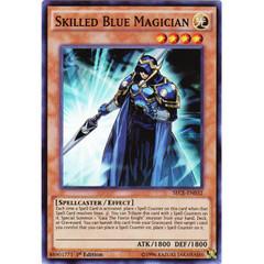 Skilled Blue Magician - SECE-EN032 - Super Rare - 1st Edition