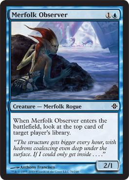 Merfolk Observer