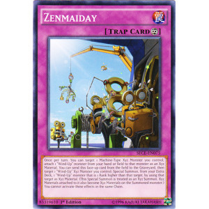 Zenmaiday - SECE-EN075 - Common - 1st Edition
