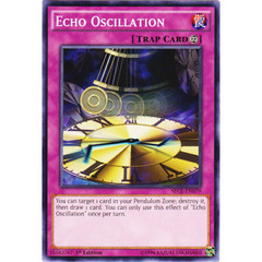 Echo Oscilation - SECE-EN079 - Common - 1st Edition on Channel Fireball