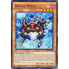 Doggy Diver - SECE-EN096 - Rare - 1st Edition on Channel Fireball