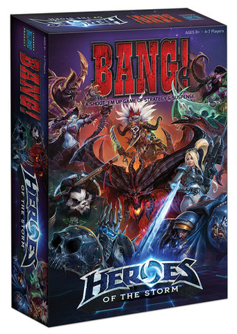 Bang!: Heroes of the Storm