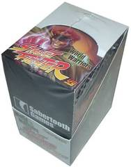 Street Fighter World Warriors Booster Box