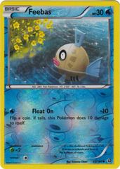 Feebas - 43/160 - Common - Reverse Holo
