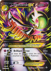 M Gardevoir EX - 156/160 - Full Art
