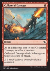 Collateral Damage - Foil