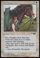 Errand of Duty (Horse)