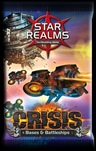 Star Realms: Crisis - Bases & Battleships Booster Pack