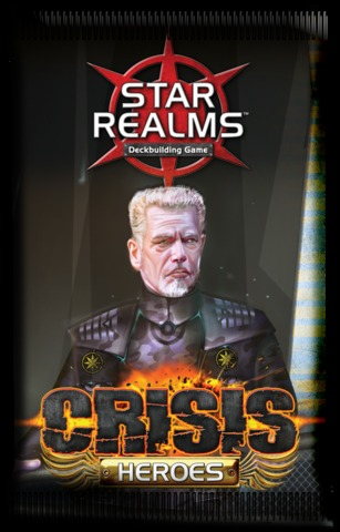 Star Realms: Crisis - Heroes Booster Pack