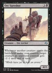 Orc Sureshot - Foil