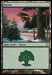 Forest (383) on Channel Fireball