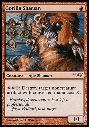 Gorilla Shaman